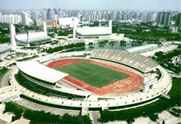国家奥林匹克体育中心体育场工程